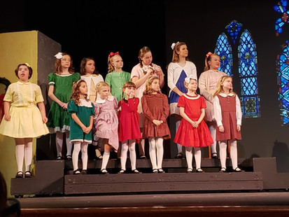 Church Girls