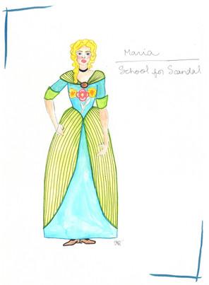 Maria Rendering Theoretical