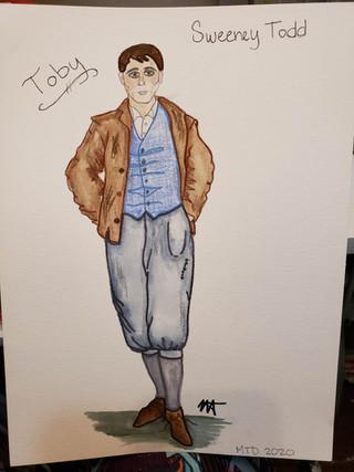 Toby Rendering