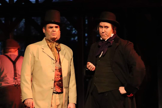 Judge Turpin and Beadle