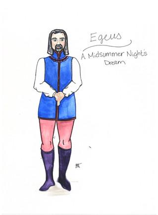 Egeus Rendering Theoretical