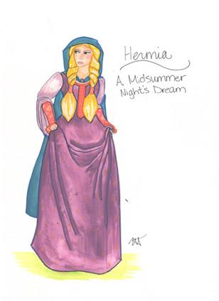 Hermia Rendering Theoretical