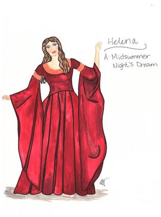 Helena Rendering Theoretical