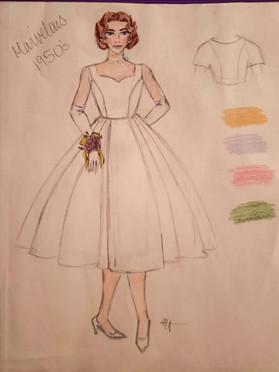 Act 1 Concept Sketch