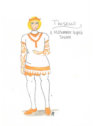 Theseus Rendering Theoretical