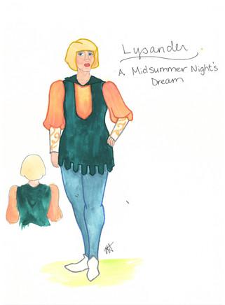 Lysander Rendering Theoretical
