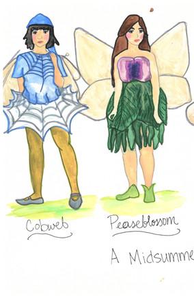 Fairies Rendering Theoretical