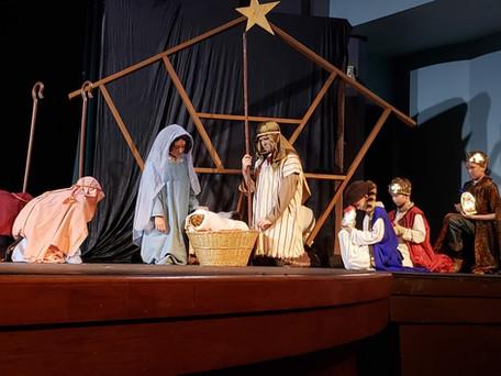 Herdman Nativity
