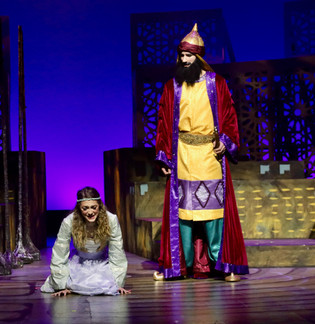 Recha and Saladin
