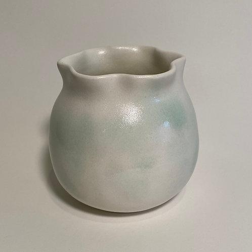 Small Ruffle Vase