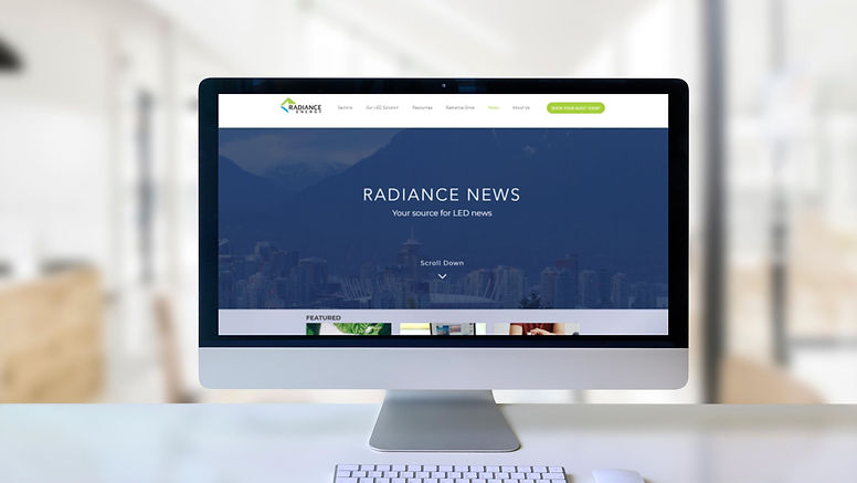 Announcing Radiance News—the Latest in LED News and Developments