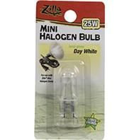 Zilla - Mini Halogen Bulb - Day White - 25 Watt