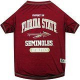 FLORIDA STATE UNIVERSITY Dog T-shirt