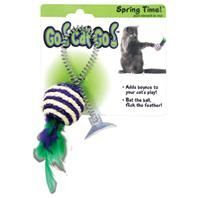 Our Pets - Go Cat Go Spring Time - Multi Colored