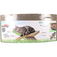 Petstages - Environment Easy Life Hammock And Scratcher - Tan
