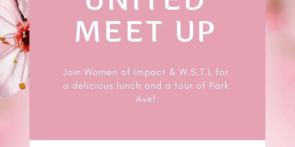Sisters United Meet Up