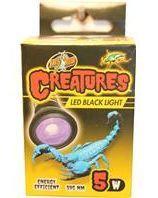 Zoo Med Laboratories - Creatures Black Light - 5 Watts