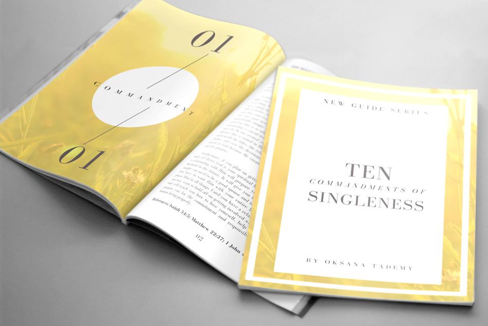 Ten Commandments of Singleness