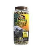 Zoo Med - Natural Grassland Tortoise Food - 15 oz