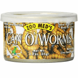 ZOO Med Can o Worms 1.2 0z