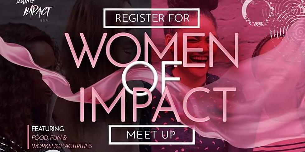 Women of Impact Meet Up (July)