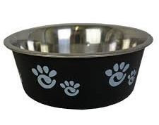 Ethical Dishes-Barcelona Dish Copper Cat/Dog (8 oz)
