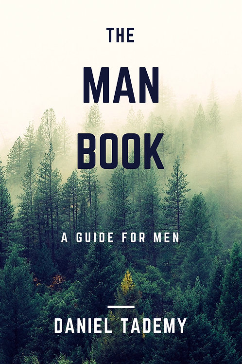 THE MAN BOOK (Hard Copy)
