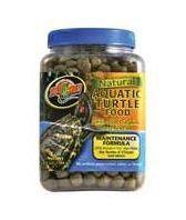 Zoo Med - Natural Aquatic Turtle Food-Maintenance Formula - 6.5 oz