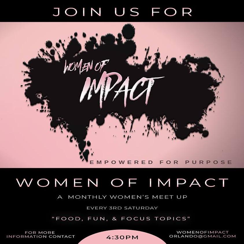 Women of Impact Meet Up