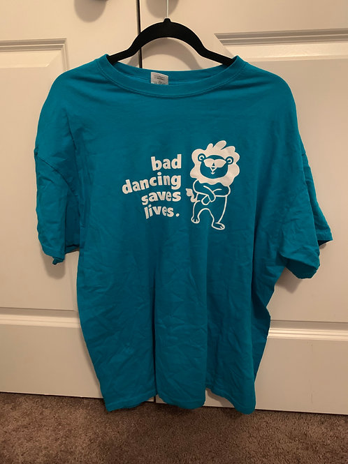 Bad Dancing Saves Lives - LAST CHANCE