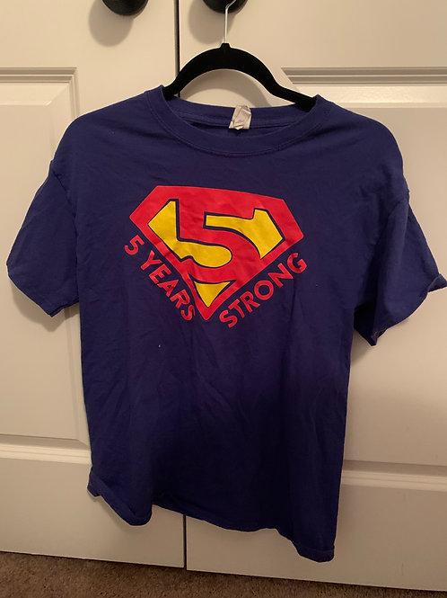 5 Years Superhero - LAST CHANCE