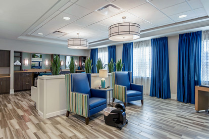 Commercial Interior Photographers