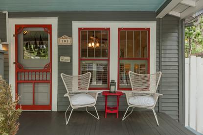 Bungalow Airbnb Rental Dunedin Florida