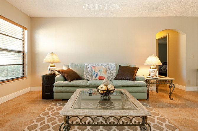 Airbnb Rental 3 Miles to Weekie Wachee { Interior Photographer, Airbnb Photographer, Tampa Interior