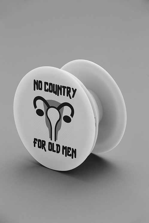 No Country for Old Men PopSocket