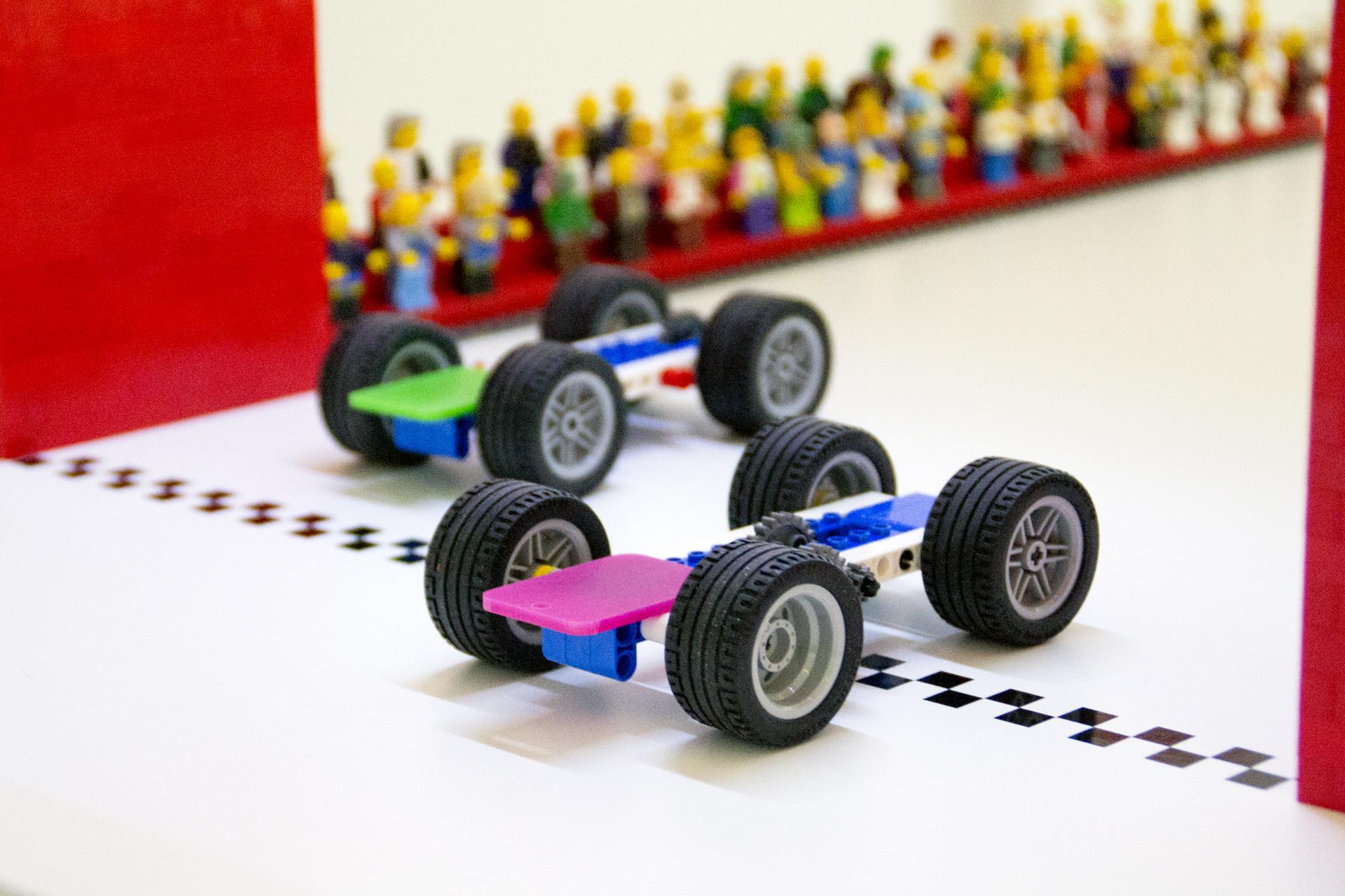 LEGO racebaan