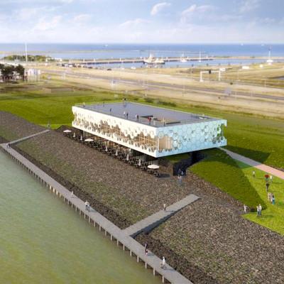 Nieuw project: Afsluitdijk Wadden Center