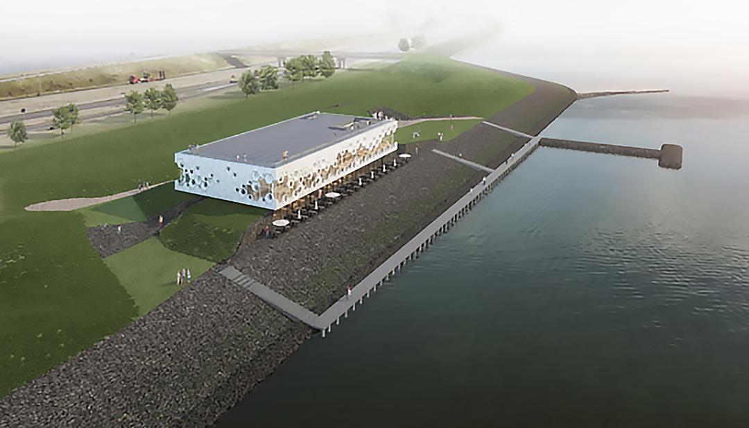 Nieuw: Afsluitdijk Wadden Center