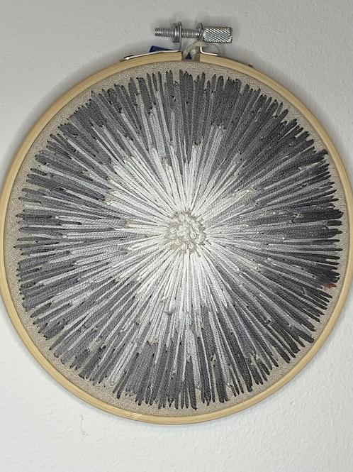 Grey color wheel