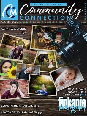 Community Connection Magazine - Aug/Sept 20