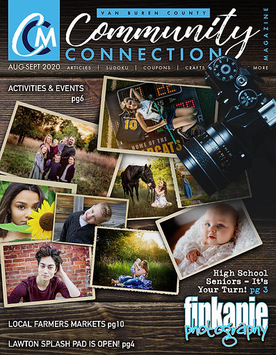Community Connection Magazine - Aug-Sept