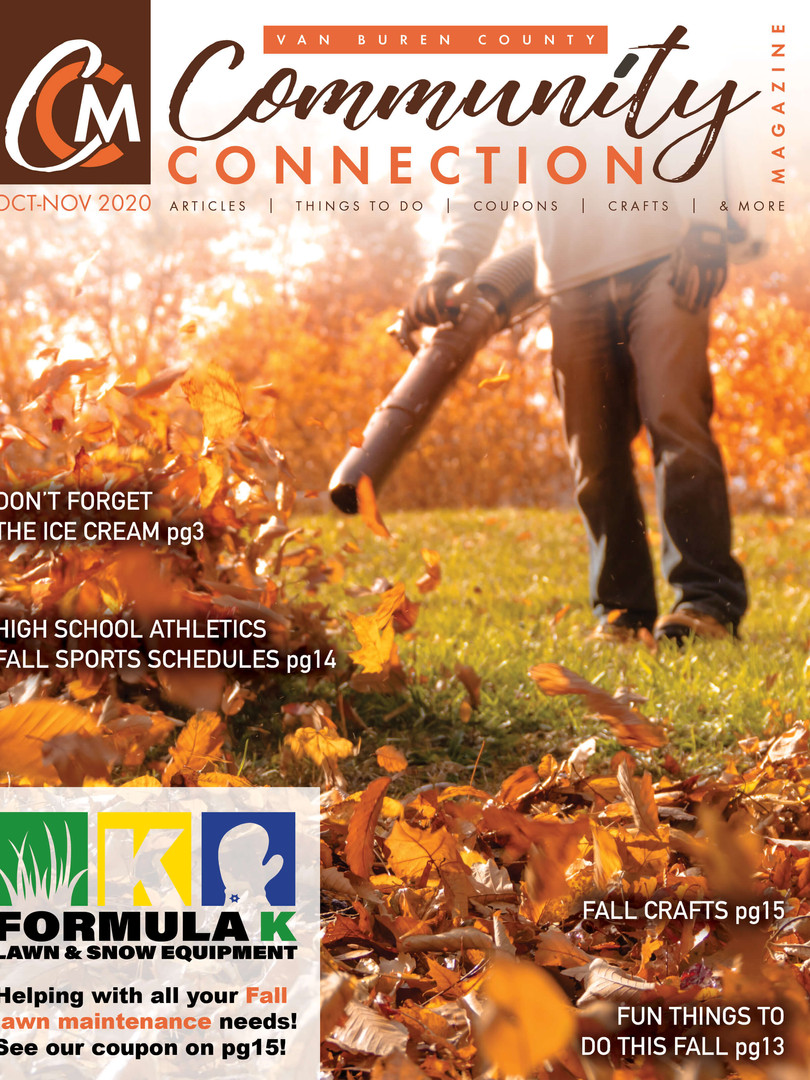 Community Connection Magazine - Oct/Nov 20