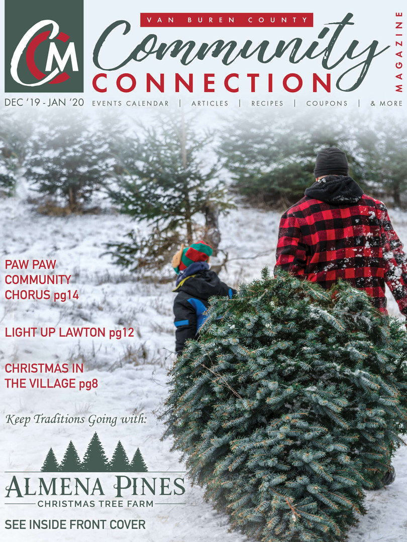 Dec 2019 Community Connection - Digital Issue