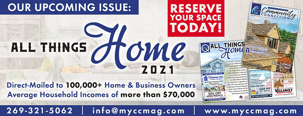All Things Home 2021- Reserve Your Space NOW!