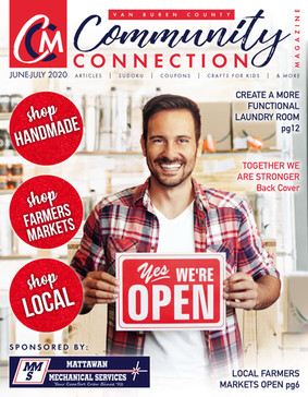 VB Community Connection Jun/Jul 2020
