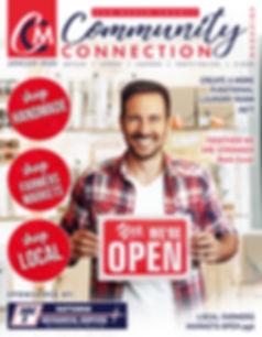 Community Connection Magazine - June-Jul