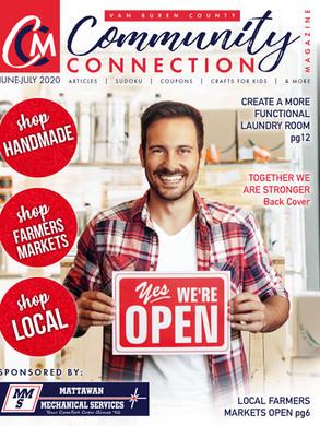 Community Connection Magazine - June 20