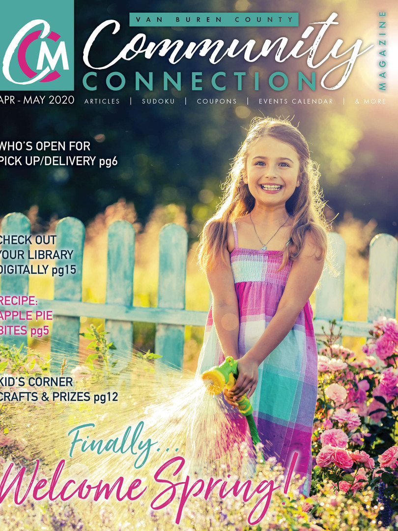 Community Connection Magazine - April 20