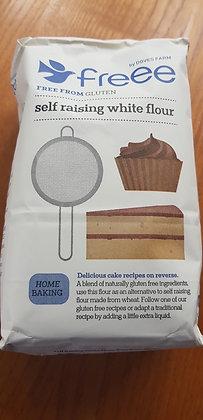 Gluten free self raising flour 1kg