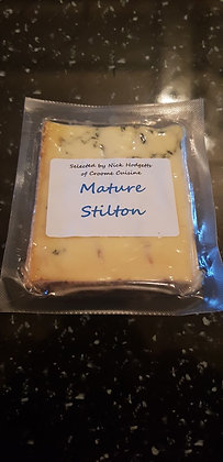 Mature stilton 150g from Croome Cuisine